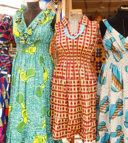African <br> Garments